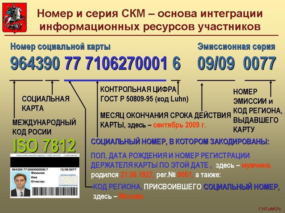 проверка социальной карты москвича