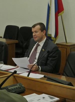 Встреча депутата МГД Алексея Рябинина с представителями вузовских и студенческих СМИ